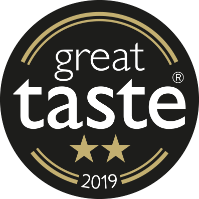 Great Taste Two Star Award 2019