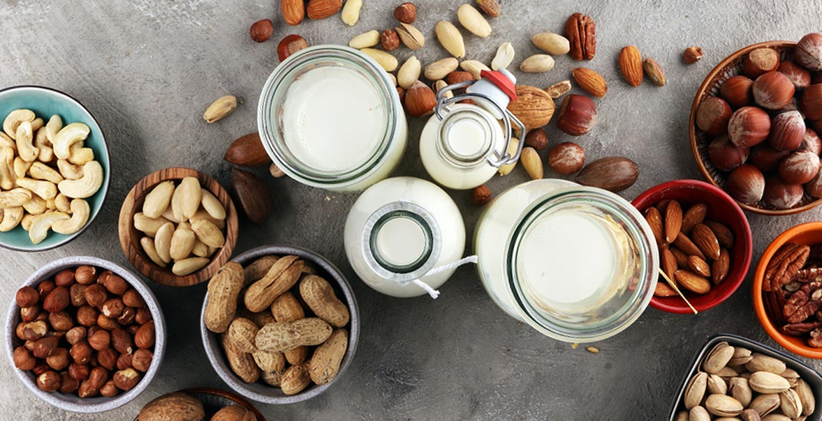 Nuts and Milk - Allergen Update / Information