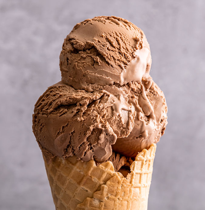Lakes Vegan Ice Cream Chocolate